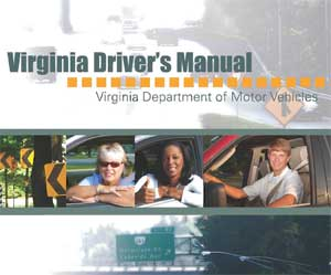 Virginia Drivers Manual