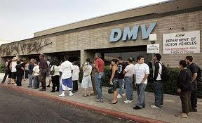 Visiting the DMV Virginia
