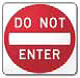 DMV Virginia Traffic Sign Test Set 3
