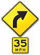 DMV Virginia Traffic Sign Test 4